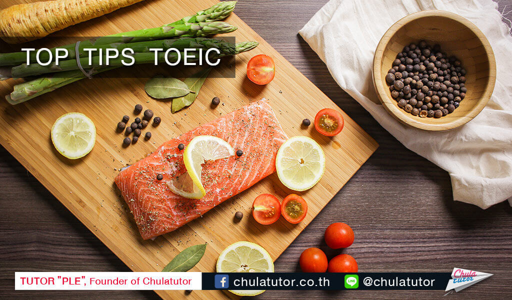 TOP TIPS TOEIC