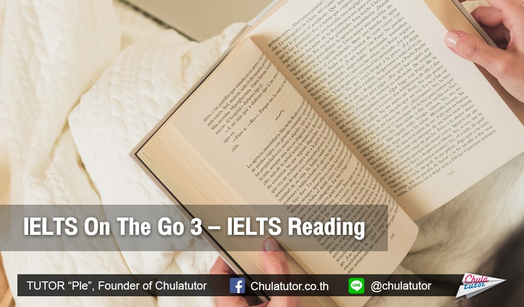 IELTS On The Go 3 – IELTS Reading