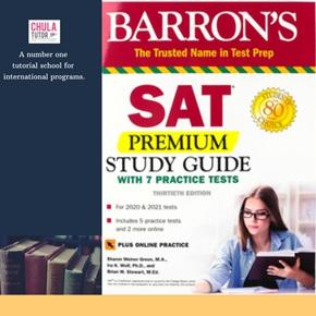 BARRON'S SAT PREMIUM STUDY GUIDE