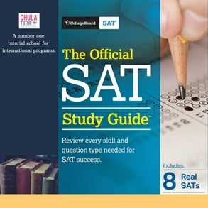 Collage Board; The Official SAT Study Guide