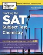 book cracking the sat chemistry subject test