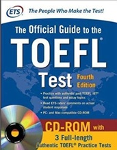 book the offical guide to the toefl test