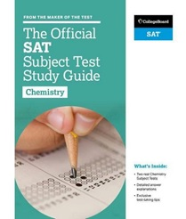 book the offical sat chemistry subject test study guide