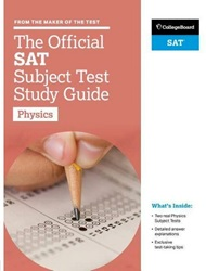 book the official sat subject test study guide physics