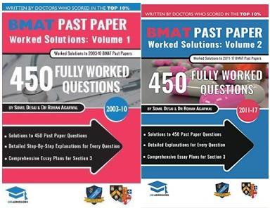book bmat past paper
