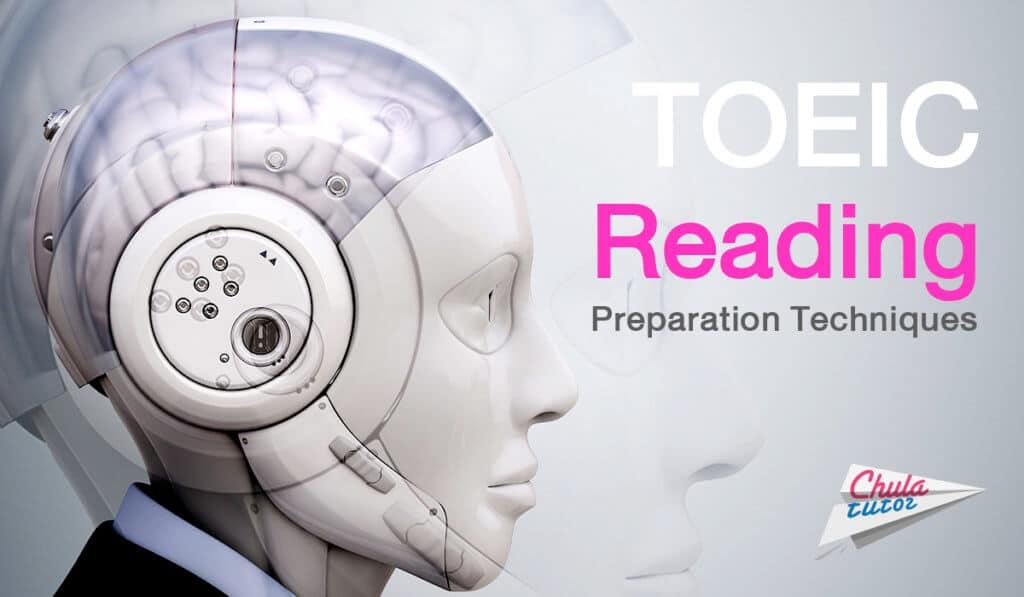 TOEIC Reading Preparation Techniques