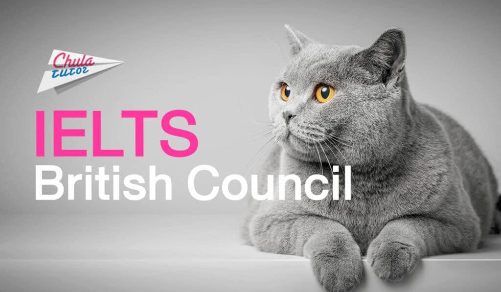 IELTS British Council