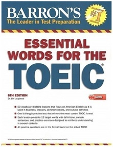 book barron essential words for the toeic