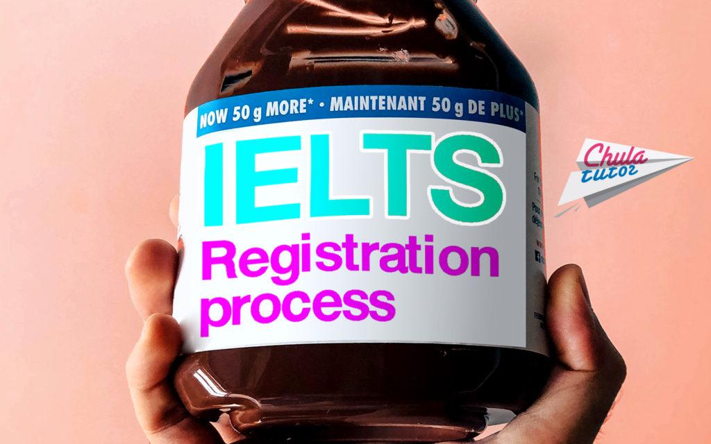 IELTS Registration Process